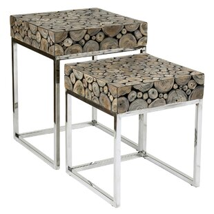 Lower Vobster 2 Piece Nesting Table