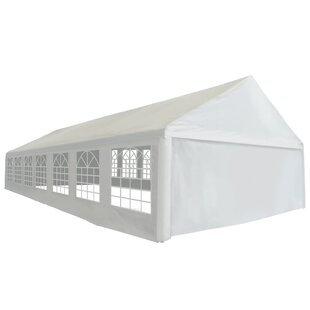 Bordeaux 6m X 14m Steel Party Tent By Sol 72 Outdoor