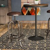 Mira Adjustable Height Swivel Bar Stool by Trent Austin Design®