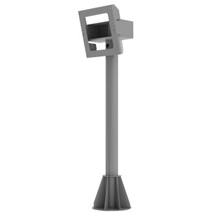 Pedestal Swivel/Tilt Floor Stand Mount for 42