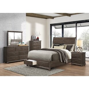 Reviews Karas Panel Bed by Darby Home Co Reviews (2019) & Buyer's Guide