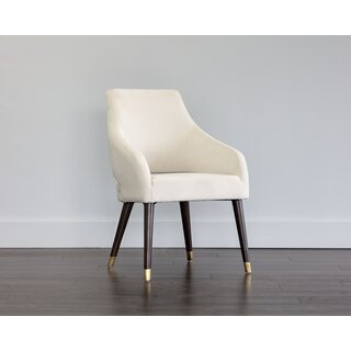 5West Adelaide Upholstered Dining Chair by Sunpan Modern SKU:BC539243 Buy
