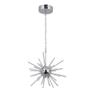 Brayden Studio Westerman 1-Light Sputnik Chandelier