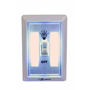 Imperial Home 200 Lumens Battery Operated LED Night Light