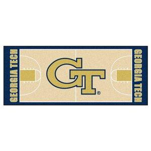 NCAA Georgia Tech NCAA Basketball Runner