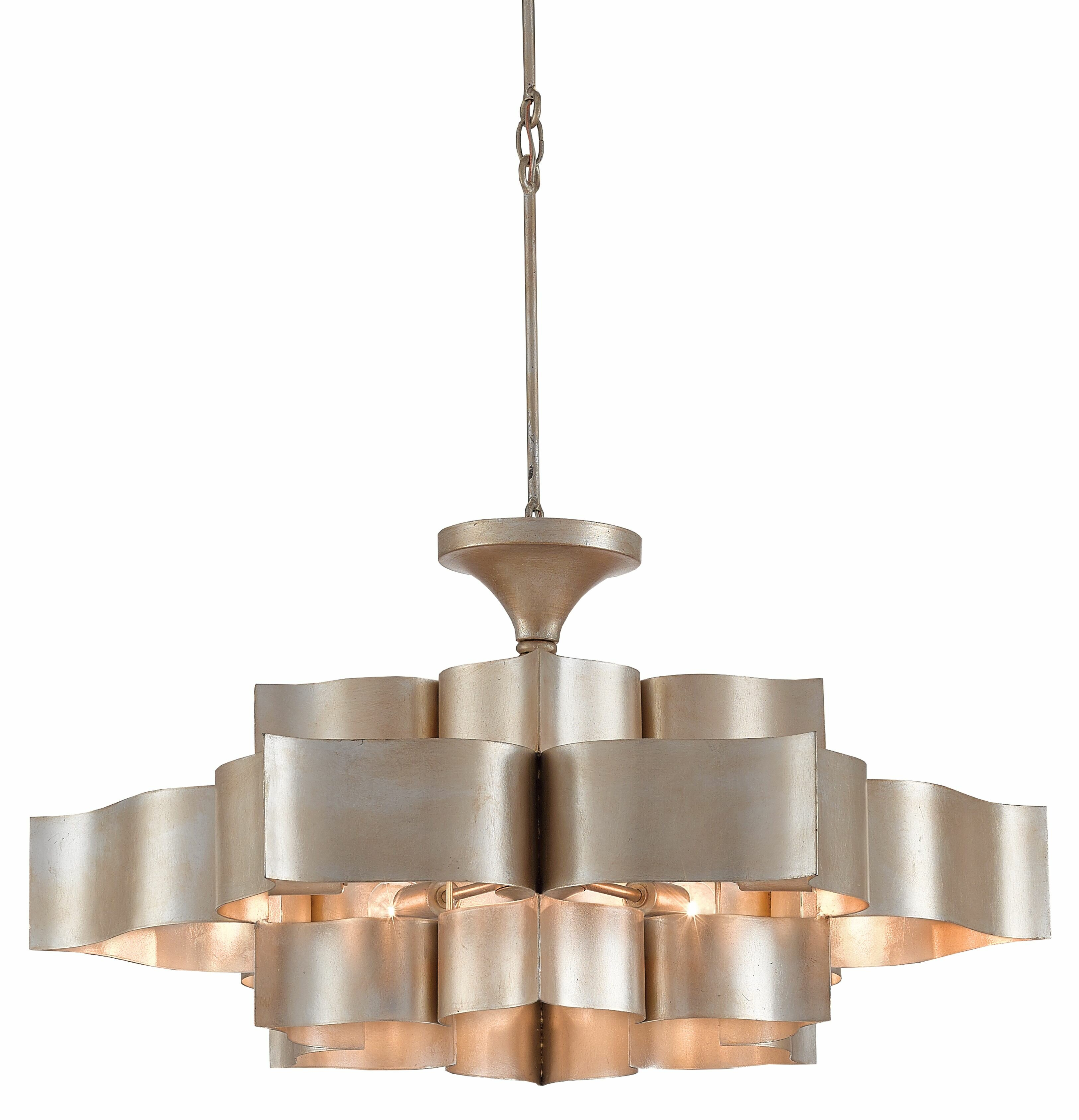 online store 394d3 6e647 Grand Lotus 6-Light Sputnik Chandelier