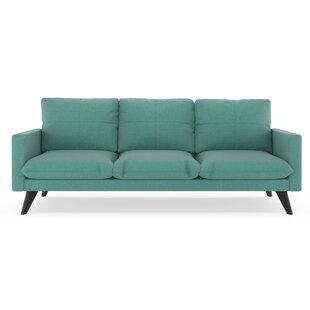 Crabb Linen Weave Sofa