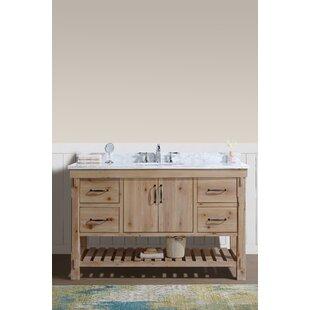 Loftin 55 Single Bathroom Vanity Set by Union Rustic