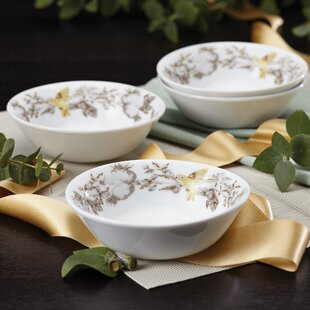 Fruitful Nectar Fruit Bowl (Set of 4)