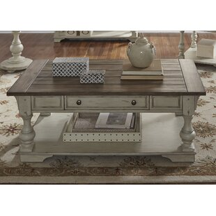 Savings Wrightsville Coffee Table by Rosecliff Heights Reviews (2019) & Buyer's Guide