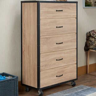 Leiston 5 Drawer Chest