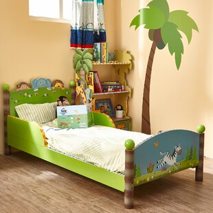 Sunny Safari Convertible Toddler Bed by Fantasy Fields Teamson