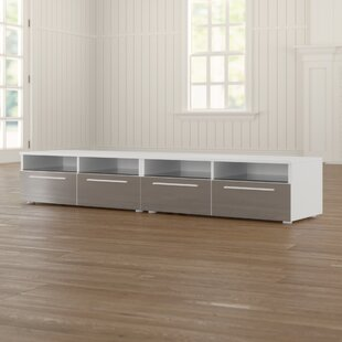 Phiris Double TV Stand For TVs Up To 88