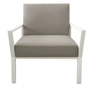 Thelonius Patio Chair with Cushion (Set of 2)
