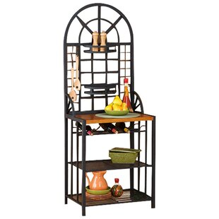 Wildon Home ® Berkshire Steel Baker's Rack