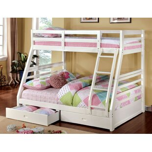 Purchase Youcef Twin Over Full Bunk Bed with Drawers by Harriet Bee Reviews (2019) & Buyer's Guide