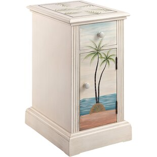Sandelier Cabinet 1 Door Accent Cabinet by Stein World