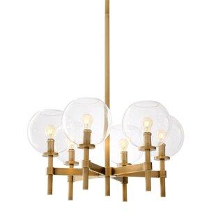 Ceiling Lights & Fans Qualified Modern Novelty Wandering Earth Led Chandelier Lighting Gold Metal Living Room Led Pendant Chandelier Lights Bedroom Hanging Lamp