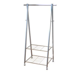 85cm Wide Clothes Rack By Ophelia & Co.