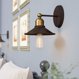 Compare & Buy Renovo 1-Light Armed Sconce By Alcott Hill