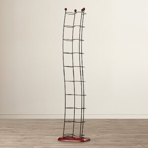 Metal Multimedia Wire Rack by Ebern Designs