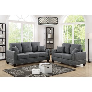 Purchase Marrone 2 Piece Living Room Set by Latitude Run Reviews (2019) & Buyer's Guide