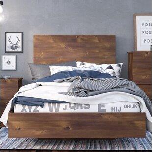 Union Rustic Lockheart Platform Bed