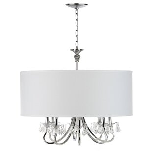 House of Hampton Lydney 8-Light Pendant