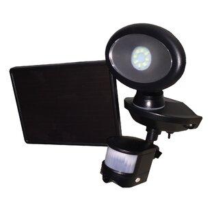 Maxsa Innovations 3-Piece LED Flood Light