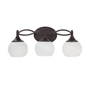 Ebern Designs Blackburn 3-Light Vanity Light