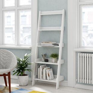 Trinidad Ladder Bookcase By Mercury Row