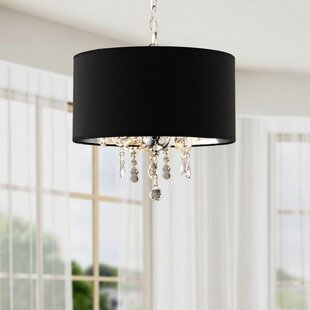 House of Hampton Mchugh 3-Light Chandelier
