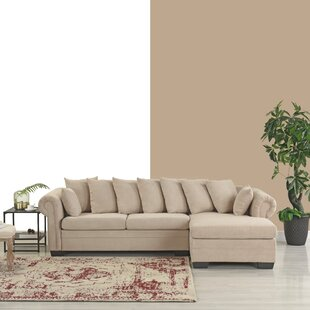 Weldy Modern Sectional by Winston Porter Fresh