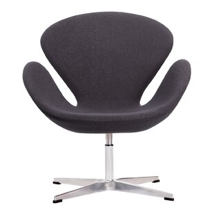 Crux Swivel Lounge Chair