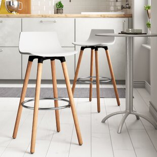 Daisy 65cm Bar Stool (Set Of 2) By Zipcode Design