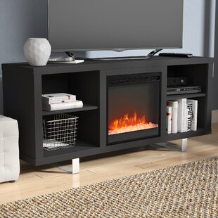 Depasquale TV Stand for TVs up to 55 with Fireplace