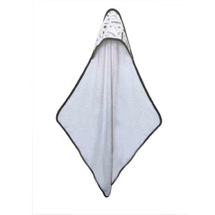 Demetri Muslin Hooded 100% Cotton Bath Towel