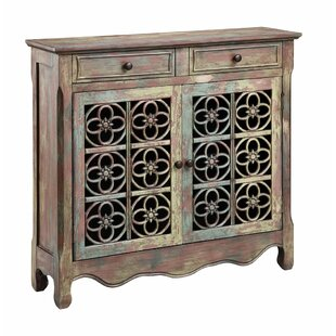 Briner 2 Door Accent Cabinet by World Menagerie