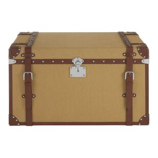 Easingwold Canvas Accent Trunk By Bloomsbury Market