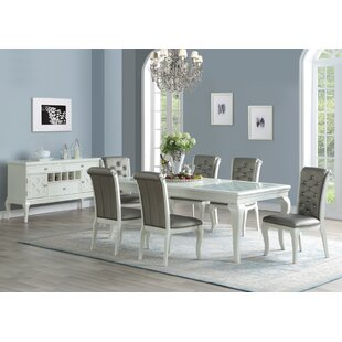 Brannen 7 Piece Drop Leaf Dining Set House of Hampton