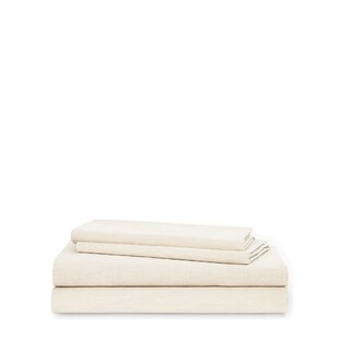 Graydon 212 Thread Count 100% Cotton Sheet Set