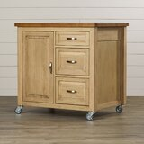 Merrick Kitchen Cart by Rosalind Wheeler