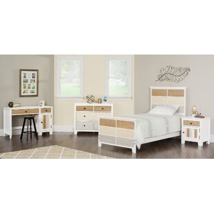 Kids Twin Platform Configurable Bedroom Set by Beachcrest Home Baby amp Kids