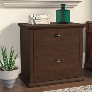Ferrell 2-Drawer Lateral Filing Cabinet by Three Posts