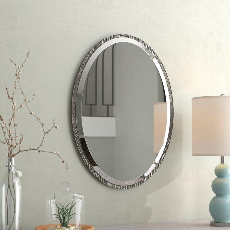 Brayden Studio Accent Mirror Reviews Wayfair Co Uk