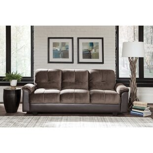 Red Barrel Studio Laguna Mid Century Convertible Sofa