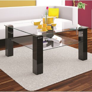 Tamia Coffee Table (Set of 2) by Orren Ellis