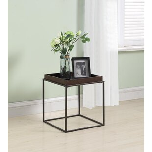 Greer End Table by Williston Forge