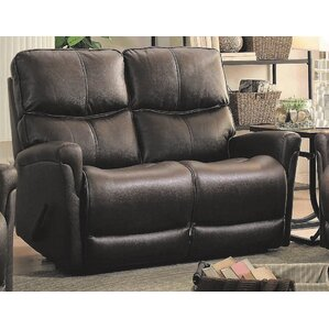 Ross Dual Reclining Loveseat by Red Barrel S..