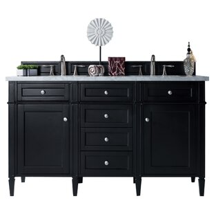 Brittany 59 Double Bathroom Vanity Base by James Martin Furniture